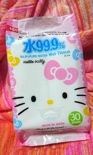 Hello Kitty Wet Wipe
