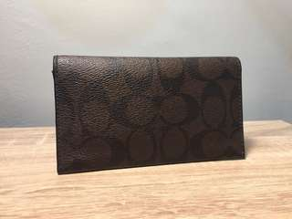 Coach phone wallet iphone