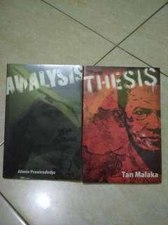Analysis alimin dan thesis tan malaka