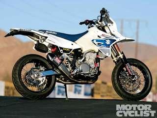 Suzuki DRZ 400 looking for... finding...