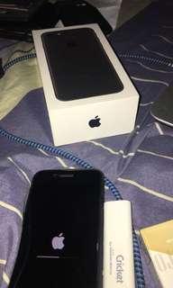 Iphone 7 128gb fullset( baca description )