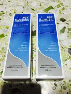 Contact lens solution (Buy 1 get 1 free)