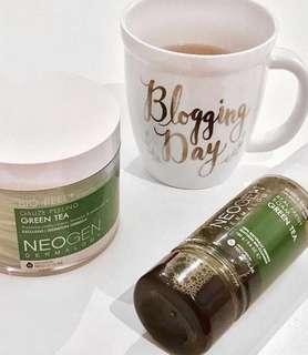 Neogen green tea set