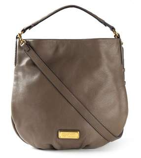 💥💥💥FINAL PRICE DROP 💥💥💥Authentic MARC BY MARC JACOBS 'New Q Hillier Hobo' tote IN TAUPE GREY