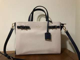 💥💥💥PRICE DROP💥💥💥Authentic KATE SPADE Holden Street Lanie satchel with crossbody