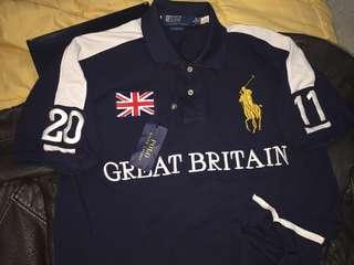 Ralph Lauren Britain 🇬🇧 Big Pony Authentic Preloved