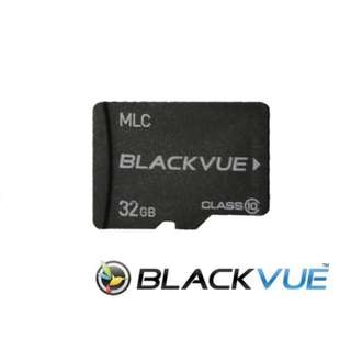 Blackvue Micro SD card