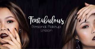 Personal Makeup Lesson