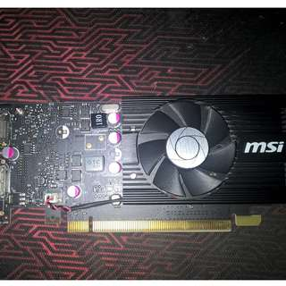 MSI GT 1030 2Gb GDDR5 OC