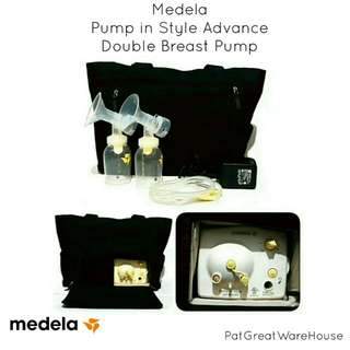 Medela Pump in Style Advance Dual Electric Breast Pump