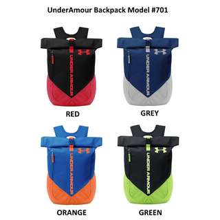 Under Armour Backpack Premium Quality
