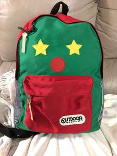Outdoor 背包 backpack