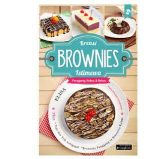 Ebook Kreasi Brownies Istimewa - Elisa
