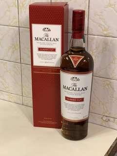 麥卡倫Classic Cut單一純麥威士忌