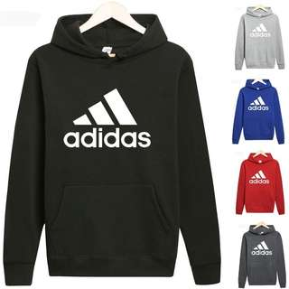 818a37f6f70c Adidas Sweater with hoodie