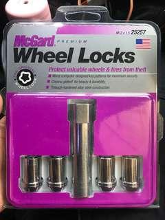 McGard Lock Nut M12x1.5