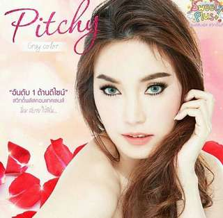 SOFTLENS (PITCHY GREY BY SWEETYPLUS)
