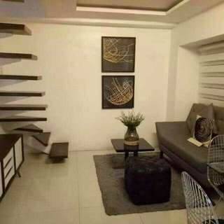 The modern 2 Bedrooms RFO Ready For Occupancy Condo in Makati City