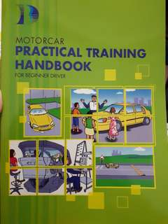 Class 3 Practical Training Book