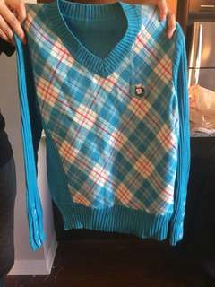 Sweater for spring and fall sz S-M