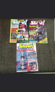 1986 Shoot Magazines