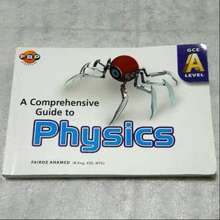 A Comprehensive Guide To Physics 'A' Level