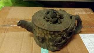 老石壺(早期雕龍壺)