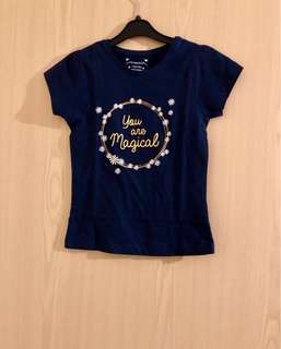 Glitter Short Sleeve T-shirt