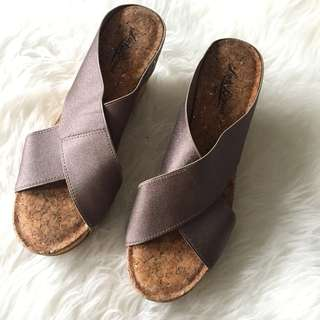 Lucky Brand Miller Wedge Size 37