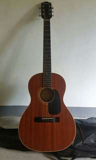 Acoustic Set (Guitar, Amplifier, & Microphone) 3in1