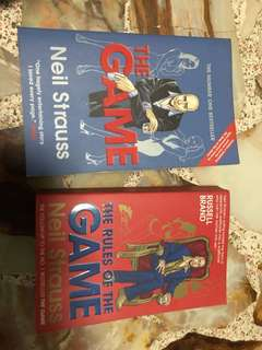 The Game (Set) by Neil Strauss