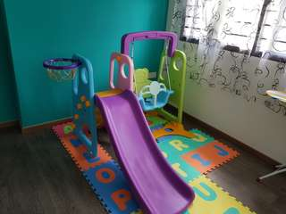 Kids Slide 3 in 1