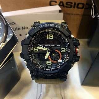 Casio G-Shock Matte Black