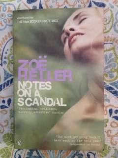 Zoë Heller - Notes on a Scandal