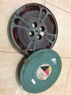 Movie reel (special effect 1974)