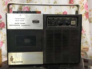 Antique and vintage radio (Silvano) 1964