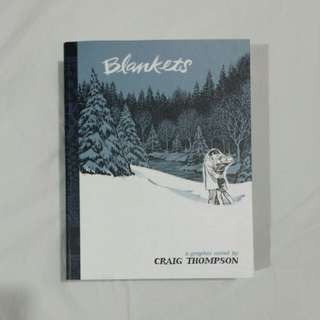 Blankets by Craig Thompson