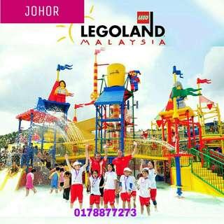 Johor 2D1N Legoland Stay & Play Hallmark Regency Hotel (2 pax)