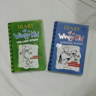 2 for 500 - Diary of a Wimpy Kid