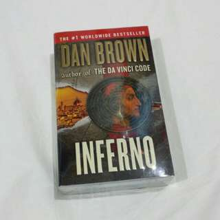 Sealed! Dan Brown's Inferno