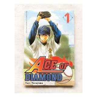 Preloved Komik Ace of Diamond #1