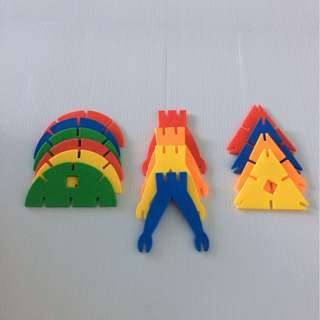 🌈 3D Discovery Puzzles