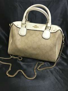 Coach Mini Benett Satchel