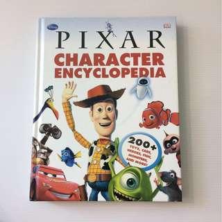 🦖 PIXAR Character Encyclopedia