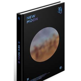 [PREORDER] JBJ - New Moon (Deluxe Edition)