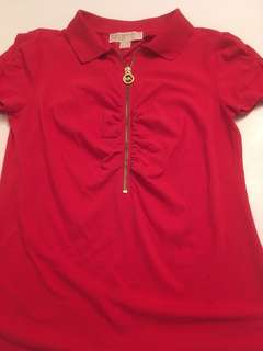 Authentic Michael Kors top medium