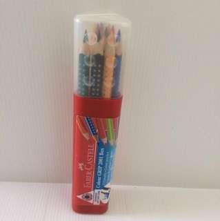 🖍Faber Castell Ergonomic Soft Grip Color Pencils