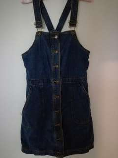 Dotti overall dress