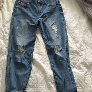 Just Jeans Boyfriend Jeans