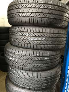 225/60/17 geolander yokohama used tyre 4pc available $55